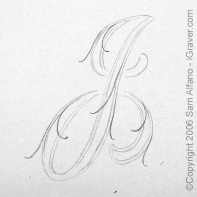 Letter Drawings