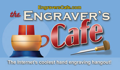 engravers cafe logo