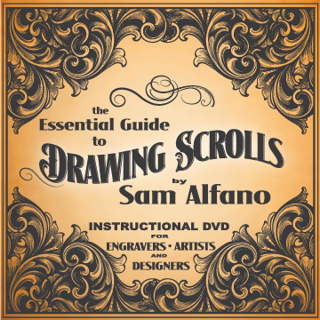 The Essential Guide To Drawing Scrolls By Sam Alfano